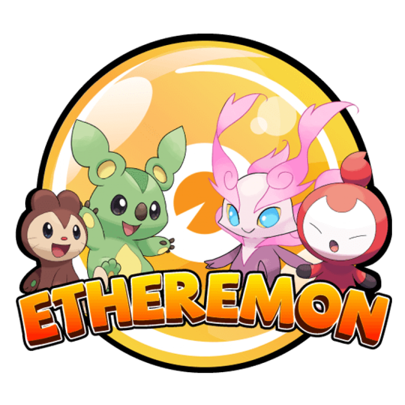 Etheremon - Decentralized World of Ether Monsters