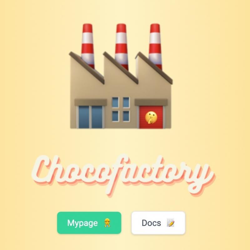 Chocofactory
