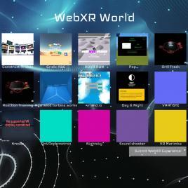 WebXR World