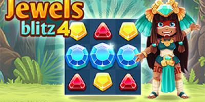キラキラ!ジュエル4(Jewels Blitz 4)