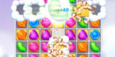 キャンディ天国(Candy Match)