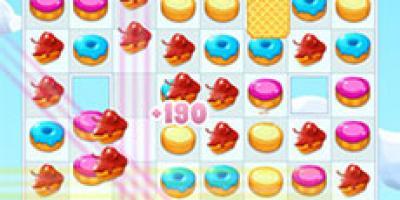 クッキークラッシュ3(Cookie Crush 3)