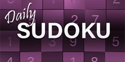 日替わり数独(Daily Sudoku)