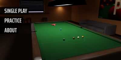 PCOL - SNOOKER