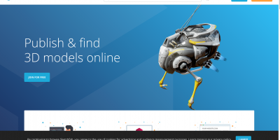 Sketchfab - オンラインで3Dモデルを公開および検索