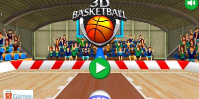 3D バスケットボール(Basketball)