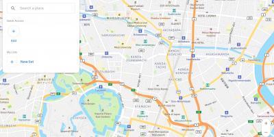 Arcane Maps