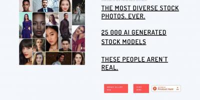 AI Generated Diverse Photos
