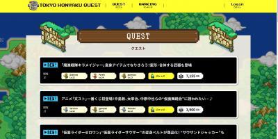 Tokyo Honyaku Quest